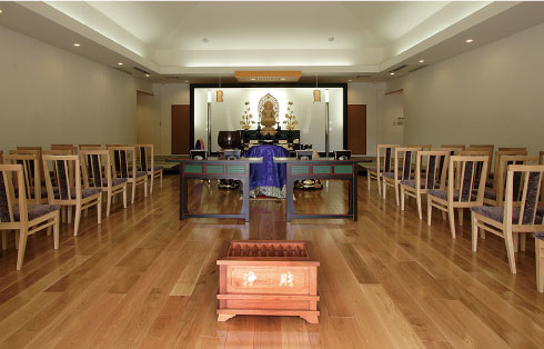 浄泉寺本堂